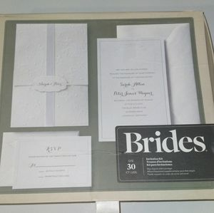 Wedding invitation kit